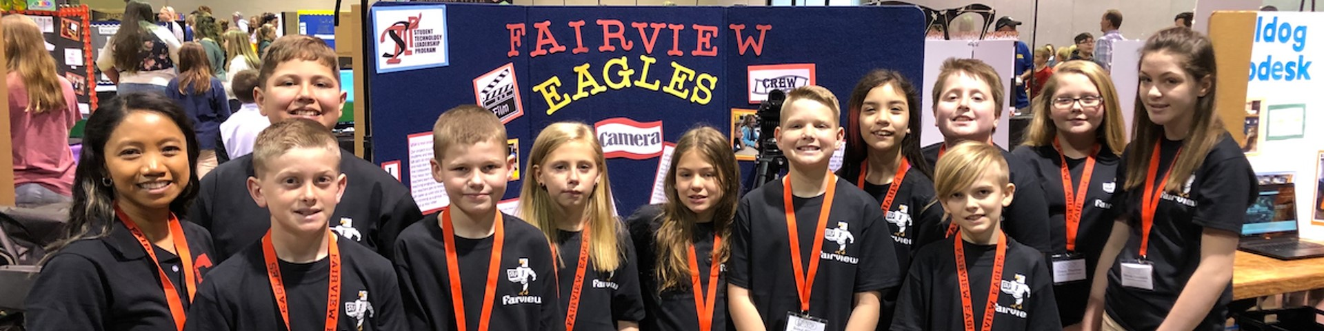 Fairview Elementary STLP Team at State