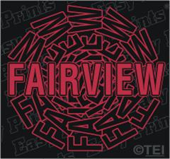 Fairview shirt design 21