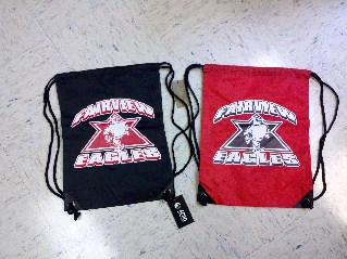 Fairview Eagles Black or Red Backpack picture